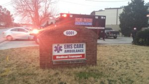 EMS Care Ambulance Lights